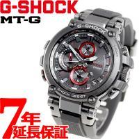 Gショック MT-G G-SHOCK 電波 ソーラー メンズ 腕時計 MTG-B1000B-1AJF...