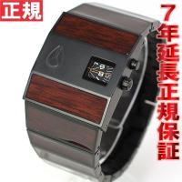 ニクソン NIXON ロトログ ROTOLOG 腕時計 メンズ ダークウッド/ブラック NA0281...