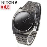 ニクソン NIXON タイムテラー TIME TELLER 腕時計 メンズ オールブラック NA04...