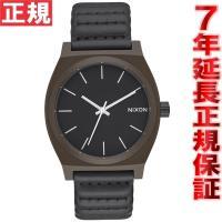 ニクソン NIXON タイムテラー TIME TELLER 腕時計 メンズ/レディース ブロンズ/ブ...