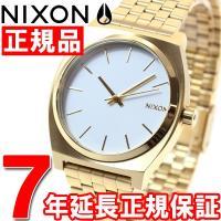 ニクソン NIXON タイムテラー TIME TELLER 腕時計 メンズ/レディース ゴールド/ホ...