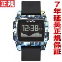 ニクソン(NIXON) ベース タイド BASE TIDE 腕時計 レディース NA11042366...