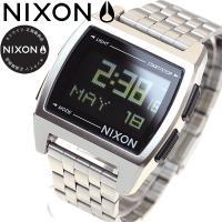 ニクソン(NIXON) ベース BASE 腕時計 レディース NA1107000-00 ブラック 丸...