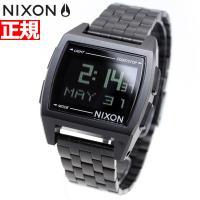 ニクソン(NIXON) ベース BASE 腕時計 NA1107001-00 レディース オールブラッ...