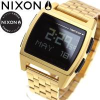 ニクソン(NIXON) ベース BASE 腕時計 NA1107502-00 レディース オールゴール...