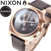 ニクソン(NIXON) タイムテラー クロノ レザー TIME TELLER CHRONO LEAT...