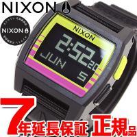 ニクソン NIXON ベースタイド ナイロン BASE TIDE NYLON 腕時計 メンズ/レディ...