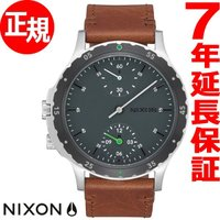 ニクソン NIXON フロンティア レザー FRONTIER LEATHER 腕時計 メンズ スレー...