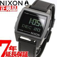 ニクソン NIXON ベース レザー BASE LEATHER 腕時計 メンズ/レディース オールブ...
