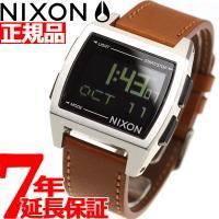 ニクソン NIXON ベース レザー BASE LEATHER 腕時計 メンズ/レディース サドル ...