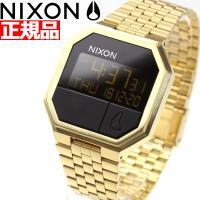 ニクソン NIXON RE-RUN (リ・ラン)腕時計 メンズ NA158502-00 オールゴール...