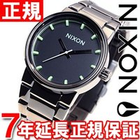 ニクソン NIXON キャノン CANNON 腕時計 メンズ ポリッシュガンメタル/ラム NA160...