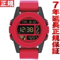 ニクソン NIXON ユニット UNIT 腕時計 メンズ レッドフェード NA1971488-00 ...