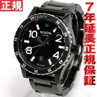 ニクソン NIXON ディプロマットSS DIPLOMAT SS 腕時計 メンズ ブラック/シルバー...
