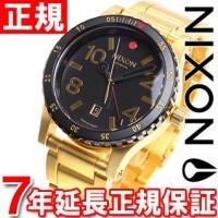 ニクソン NIXON ディプロマットSS DIPLOMAT SS 腕時計 メンズ ゴールド/ブラック...