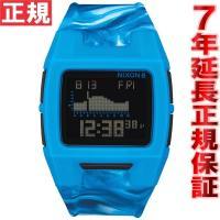 ニクソン NIXON ローダウンシリコン LODOWN SILICONE 腕時計 メンズ ウェーブス...
