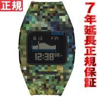 ニクソン NIXON ローダウンシリコン LODOWN SILICONE 腕時計 メンズ デジテック...
