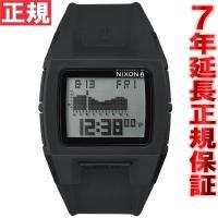 ニクソン NIXON ローダウンシリコン LODOWN SILICONE 腕時計 メンズ ブラック/...