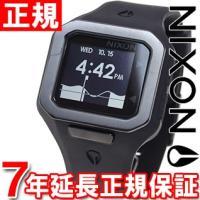 ニクソン NIXON スーパータイド SUPERTIDE 腕時計 メンズ オールブラック NA316...