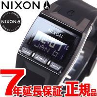 ニクソン NIXON コンプS COMP S 腕時計 レディース ブラック デジタル NA33600...
