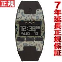 ニクソン NIXON コンプS COMP S 腕時計 レディース カーキカモ NA3361716-0...