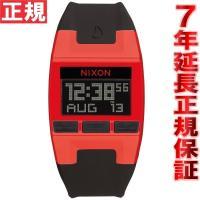 ニクソン NIXON コンプS COMP S 腕時計 レディース レッド/ブラック NA336209...