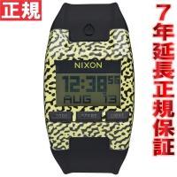 ニクソン NIXON コンプS COMP S 腕時計 レディース ネオンイエローアメーバ デジタル ...