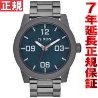 ニクソン NIXON コーポラルSS CORPORAL SS 腕時計 メンズ オールガンメタル/ダー...