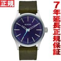 ニクソン NIXON セントリー38レザー SENTRY 38 LEATHER 腕時計 メンズ/レデ...