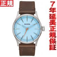 ニクソン(NIXON) セントリー 38 レザー SENTRY 38 LEATHER 腕時計 NA3...