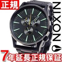 ニクソン NIXON セントリークロノ SENTRY CHRONO 腕時計 メンズ クロノグラフ マ...