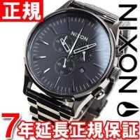 ニクソン NIXON セントリークロノ SENTRY CHRONO 腕時計 メンズ クロノグラフ ポ...