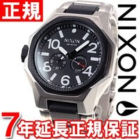 ニクソン NIXON タンジェント TANGENT 腕時計 メンズ ブラック NA397000-00...