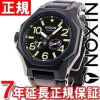 ニクソン NIXON タンジェント TANGENT 腕時計 メンズ マットブラック/サープラス NA...