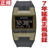 ニクソン NIXON コンプ COMP 腕時計 メンズ/レディース サープラス/ブラック デジタル ...