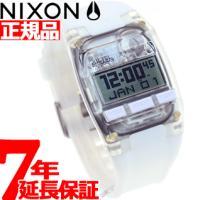 ニクソン NIXON THE COMP コンプ 腕時計 メンズ オールホワイト NA408126-0...