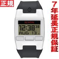 ニクソン NIXON コンプ COMP 腕時計 メンズ/レディース ホワイト/ブラック デジタル N...
