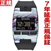 ニクソン NIXON コンプ COMP 腕時計 メンズ/レディース マーブルマルチ/ブラック デジタ...