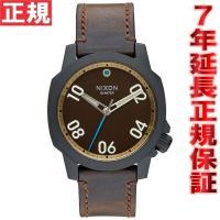 ニクソン NIXON レンジャー40レザー RANGER 40 LEATHER 腕時計 メンズ/レデ...
