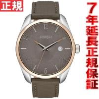 ニクソン NIXON ブレットレザー BULLET LEATHER 腕時計 レディース ローズゴール...