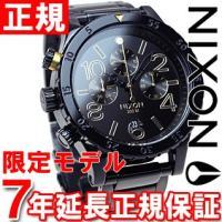 ニクソン NIXON 48-20クロノ 48-20 CHRONO 限定モデル 腕時計 メンズ クロノ...