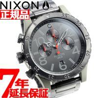 ニクソン NIXON 48-20クロノ 48-20 CHRONO 腕時計 メンズ クロノグラフ セー...