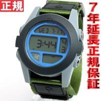ニクソン NIXON バハ BAJA 腕時計 メンズ サープラス/グレイ/ブルー NA4891376...