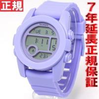 ニクソン NIXON ユニット40 UNIT 40 ニクソン 腕時計 レディース パステルパープル ...