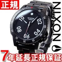 ニクソン NIXON レンジャー RANGER 腕時計 メンズ オールブラック NA506001-0...