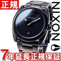 ニクソン NIXON キングピン KINGPIN 腕時計 メンズ ガンメタ NA507131-00 ...