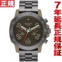 ニクソン NIXON レンジャークロノ RANGER CHRONO 腕時計 メンズ クロノグラフ セ...