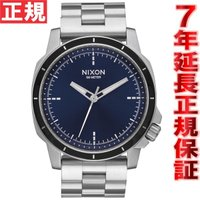 ニクソン NIXON レンジャーOPS RANGER OPS 腕時計 メンズ ブルーサンレイ NA9...