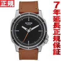ニクソン NIXON レンジャーOPSレザー RANGER OPS LEATHER 腕時計 メンズ ...