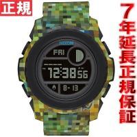 ニクソン NIXON スーパーユニット SUPER UNIT 腕時計 メンズ デジテックカモ NA9...